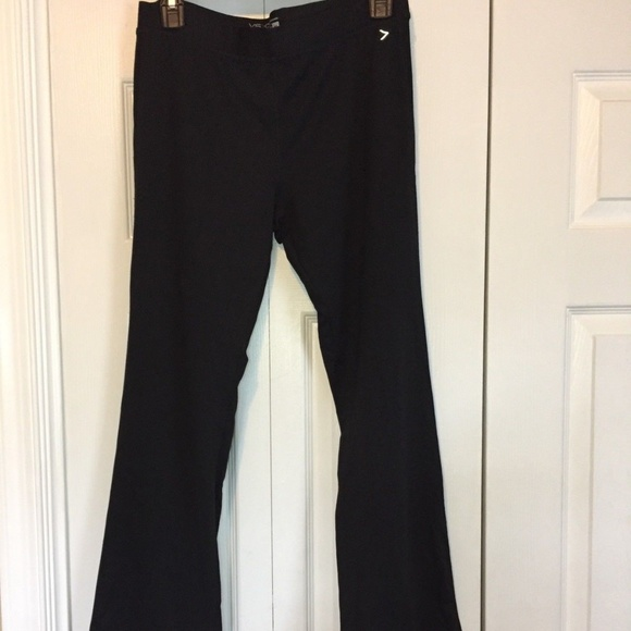 b73cb7fef9c869 Victoria's Secret Pants | Victorias Secret Vsx Sleek Fit Yoga M ...